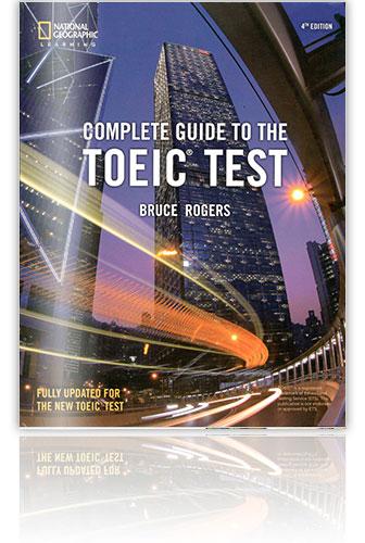 多益參考書推薦: Complete Guide to the TOEIC Test
