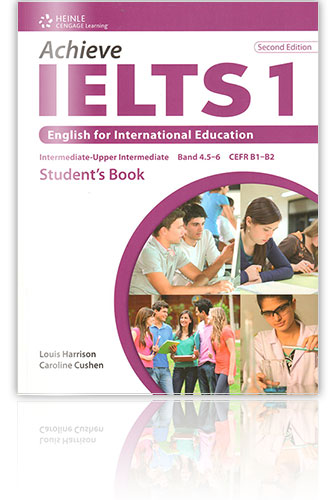 雅思參考書推薦 Achieve IELTS 1: English for International Education