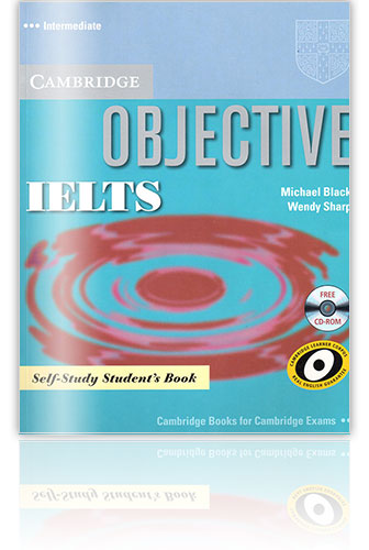 雅思參考書推薦 - Objective IELTS Intermediate