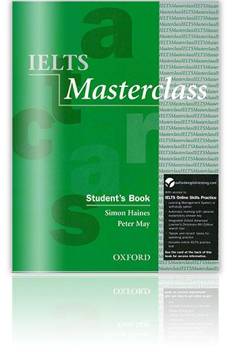 雅思參考書推薦 - IELTS Masterclass