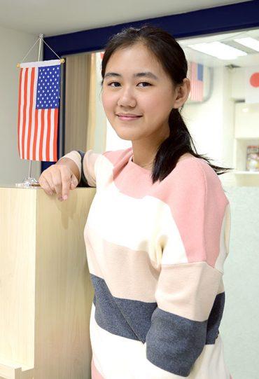 趙育萱-TOEFL116