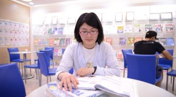 多益805分學員林妍妤